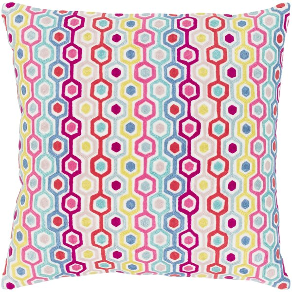 Astrid 100% Cotton Pillow Cover by Ivy Bronx